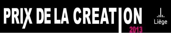 Prix de la Création 2013