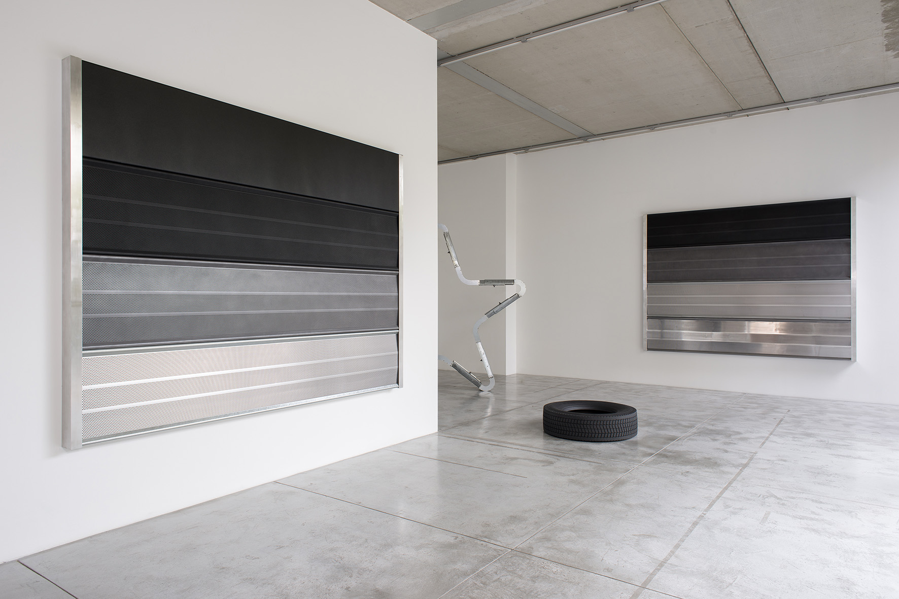 Over Drive exhibition view