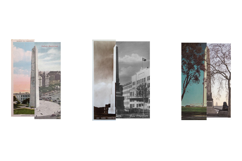 Ryts Monet-obelisks